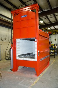 Lindberg/MPH Ships Cyclone Box Furnace to Heat Treating