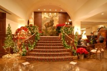 Houstonian Hotel Holiday Happenings Brunches Gingerbread