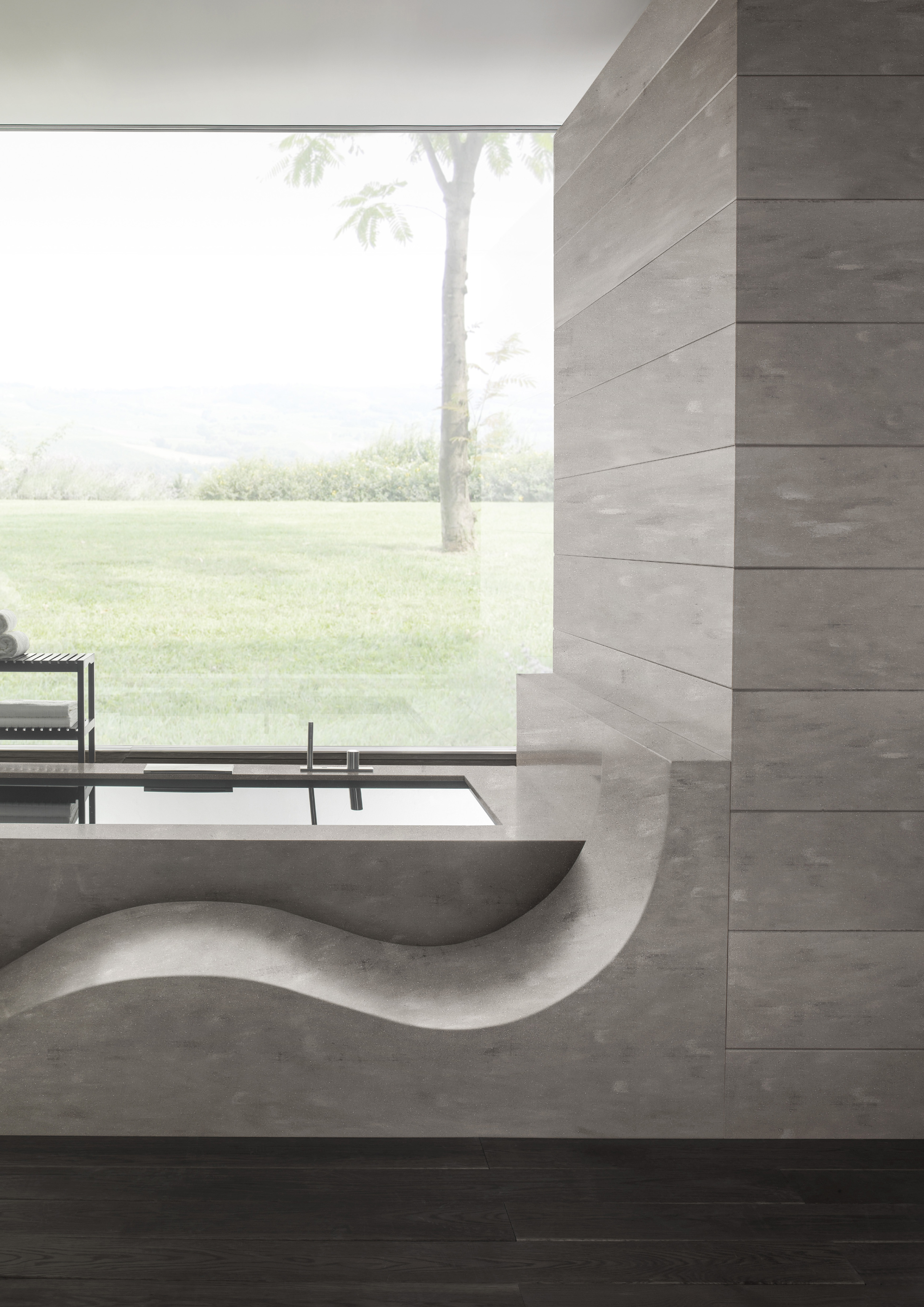 The Corian Brand Marks its 50th Year with Whole New Look and Business Vision