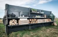WWOO Concrete Outdoor Kitchens Begins Manufacturing in El ...