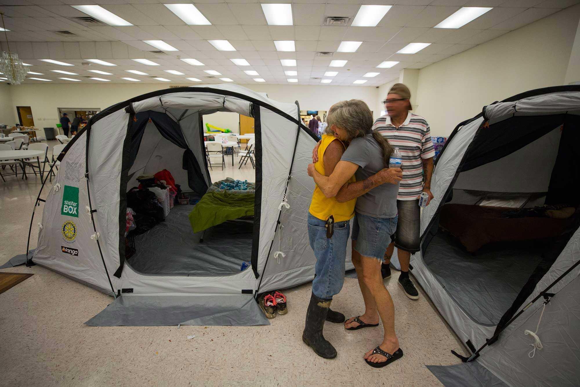 ShelterBox Responds to Hurricane Irma