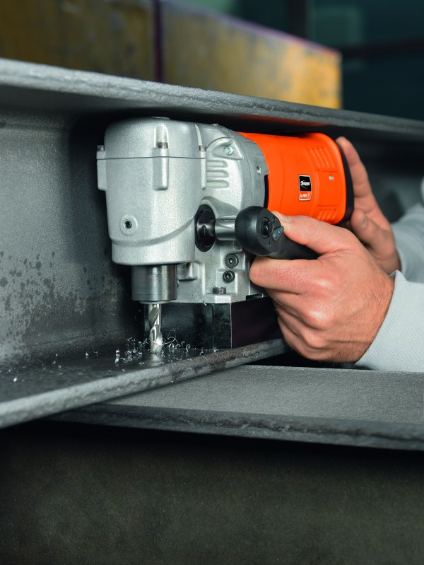 Fein Presents Jmc Usa 90 Compact Magnetic Base Drill
