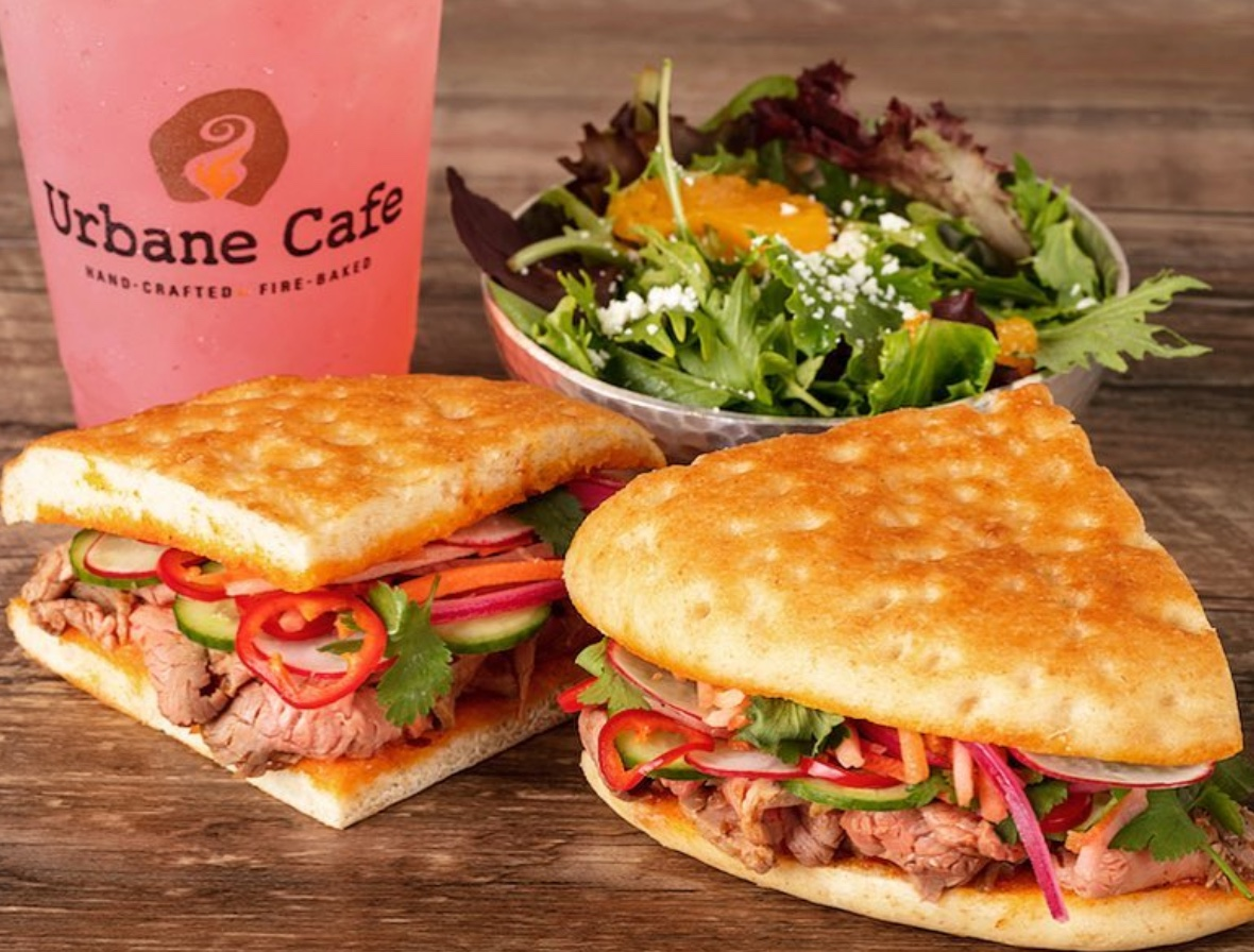 Urbane Cafes Latest Grand Opening Includes Paying it