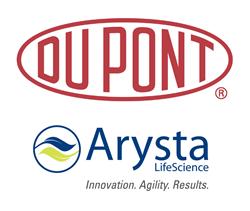DuPont and Arysta Logos