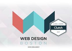 Web Design Boston Clutch Nomination