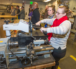 A coalition led by The Fab Foundation unveiled details about efforts to catalyze STEM learning in formal educational environments through digital fabrication resources, including the schools that will become laboratories for teaching, learning, and experi