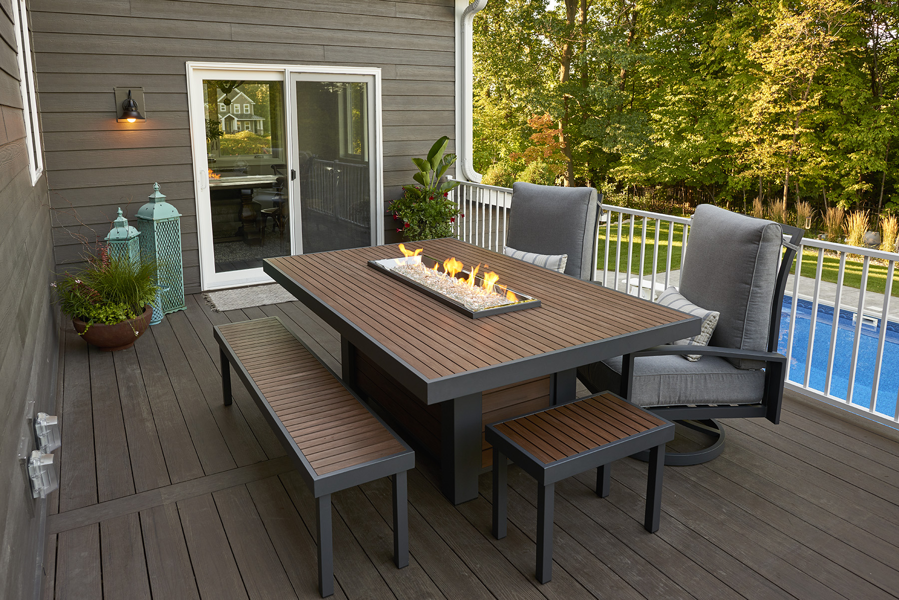 Outdoor GreatRoom Company Unveils New 2018 Products