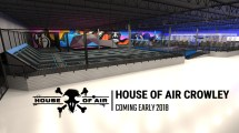 House Of Air Trampoline Parks Expand Texas