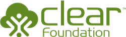 ClearFoundation logo, horizontal