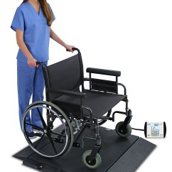 Detecto Chair Scale Ergonomic Kuwait Announces New Wheelchair Additions To