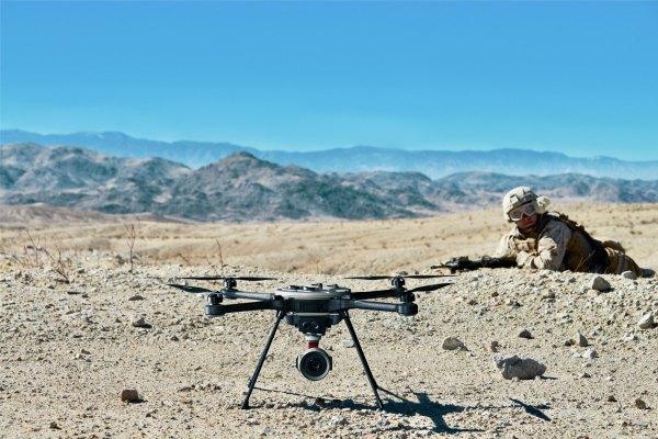 Aeryon Defense Usa Introduces R80d Skyraider Suas