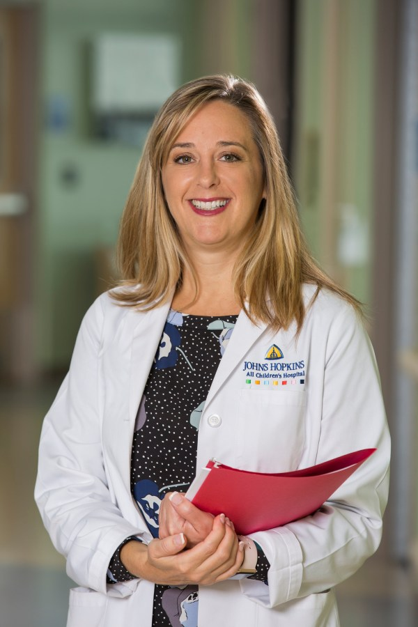 Johns Hopkins Children Hospital Names Chief