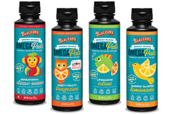 Omega-3 and blue light protection supplements for kids.