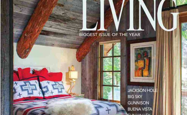 Two Jlf Architects Luxury Mountain Homes Featured In