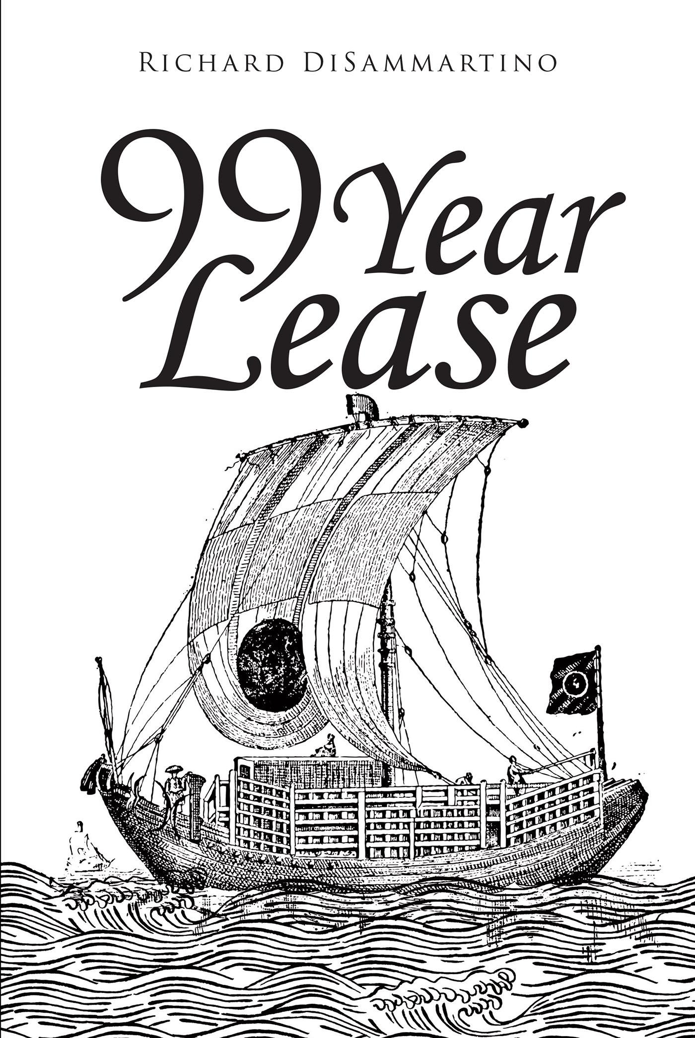 """Richard DiSammartino's new book """"99 Year Lease: Hong Kong"""