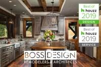 Boss Design Center Awarded Best Of Houzz 2019