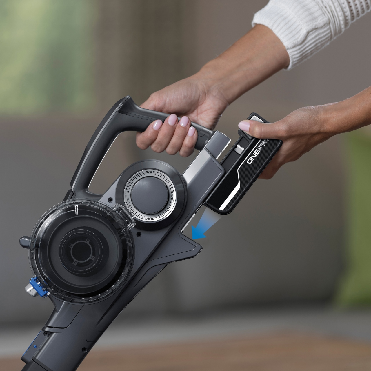Innovative Battery Technology Powers New HOOVER ONEPWR