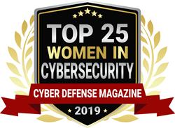 CDM Top 25 Women in Cybersecurity