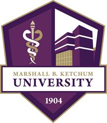 Marshall B. Ketchum University Logo