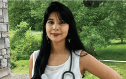 Dr. Indrani Sen Hightower of the South Jersey MS Center at Bromley Neurology