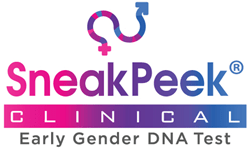 SneakPeek Clinical Early Gender DNA Test