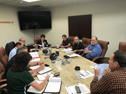 Consortium Meeting for Apprenticeship Program