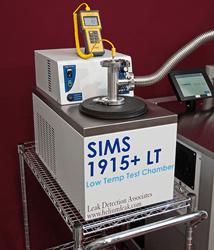 SIMS 1915+ Low Temperature Helium Leak Testing System