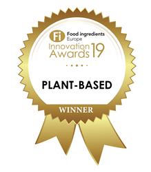 2019 Fi Europe Plant-based Innovation Award - Fiberstar, Inc. Wins!