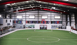 The Advantage Academy powered by Nike Soccer Camps in Austin run June 8-12, 2020 for 6-13 years old.
