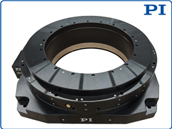 A-688, Custom Rotary Air Bearing, with Large Aperture