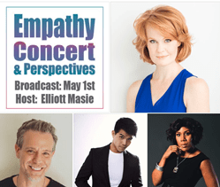 Empathy Concert & Perspectives! 4pm ET on Friday May 1
