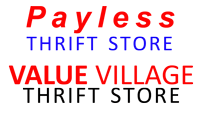 Payless Thrift and Value Village Thrift - SoonerCon Sponsors