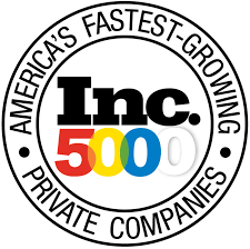Inc. 5000 Fastest Growing Private Companies in the U.S.