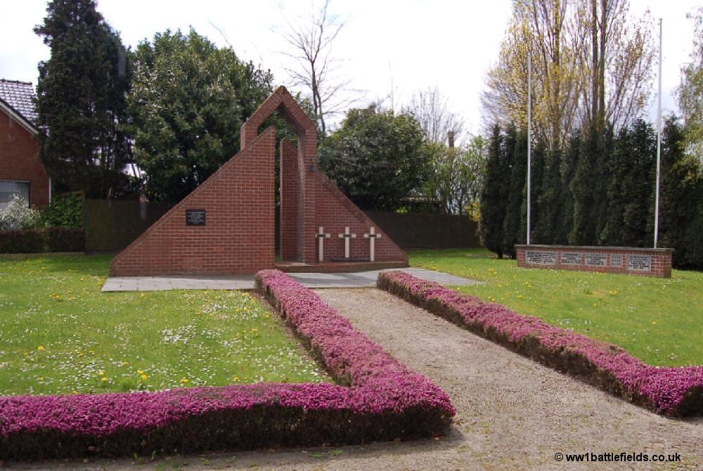 Passchendaele, Site Of The 1917 Battles: World War One