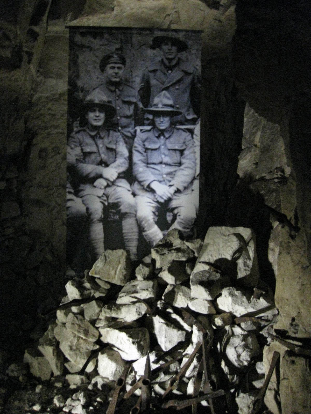 Tunnellers and tool