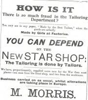 1915 WW1 week 28 'How is it'