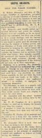 1915 WW1 week 48 CTA 1-07-15 Help the Welsh farmer
