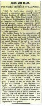 1915 week 68 cruel war fraud