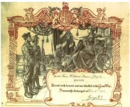 1915 & 1916 weeks 74 & 75 MUS-139-1 Gdsn William Evans Lloyd