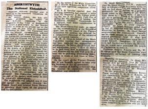 1916 week 85 CN 17-3-16 Aberystwyth National Eisteddfod