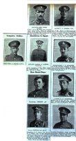 1916 WW1 week 91 CN 28-4-16 Photos of men