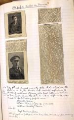 1916 Aberystwyth County School (Ardwyn) 5 - old pupils killed July 7th