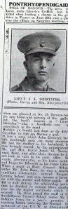 1916 week 101 CN Pontrhydfendigaid