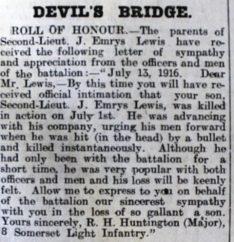Week 104 Devil's Bridge