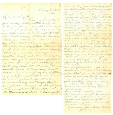 Gwil's Letter