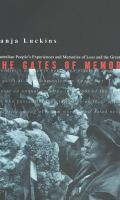 The Gates of Memory: Australian People's Experiences of Memories of Loss and the Great War