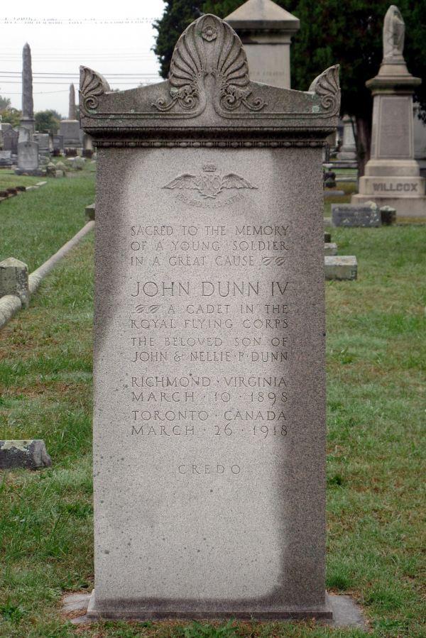 Cadet John Dunn Iv Sacrifice