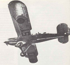 Fairey Fox VI biplane of the L'Aeronautique Militaire Belge