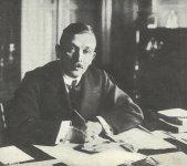 Richard von Kühlmann, German ambassador in London,