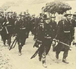 Belgian troops 1914